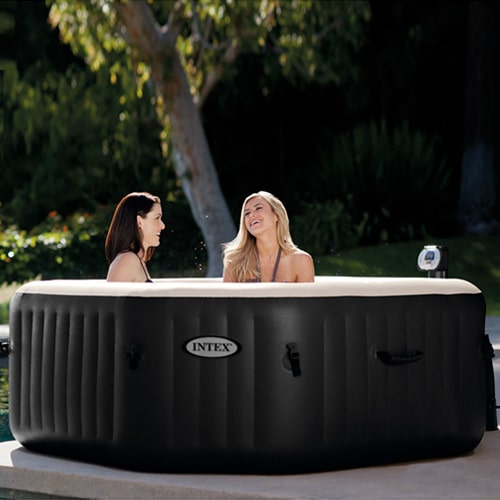 Top 5 Best Inflatable Hot Tubs