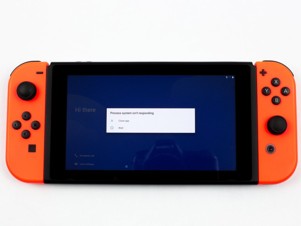 Cheat Device for Nintendo Switch Console