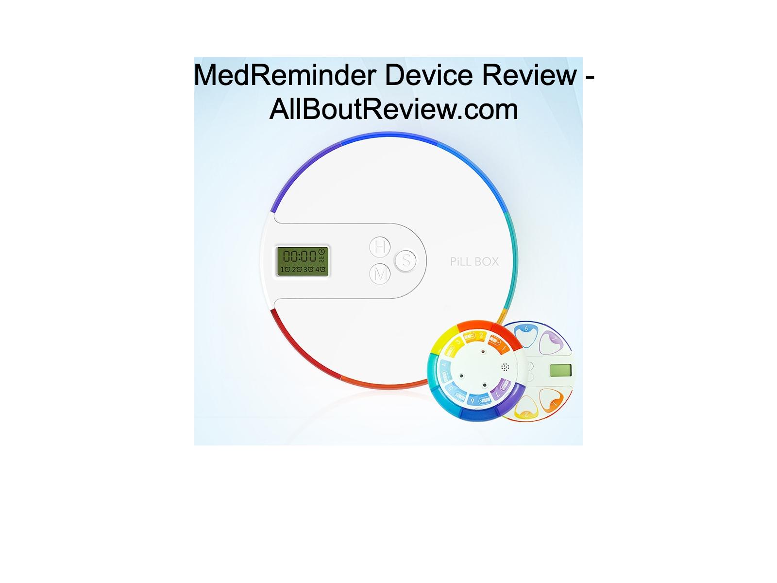 MedReminder Device Review