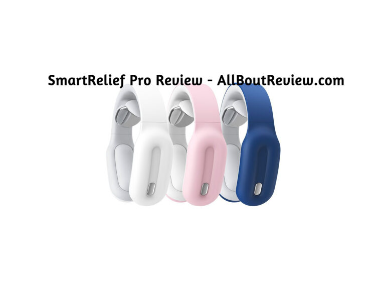 SmartRelief Pro in 3 different Colours. Read Review